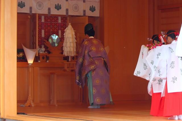 夢占い 神社