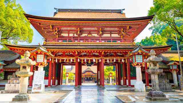 パワースポット,九州