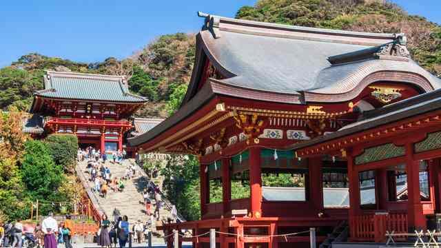 パワースポット,神奈川