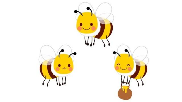 夢占い 蜂
