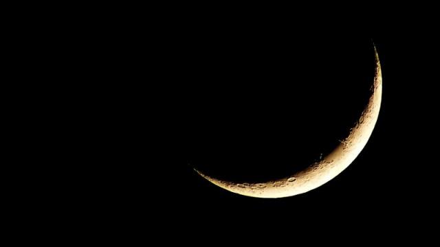 新月のパワーで願い事を叶える方法