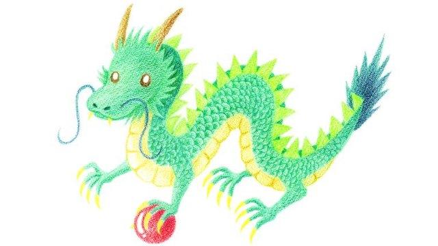 夢占い 龍 ドラゴン