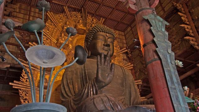 夢占い 仏像