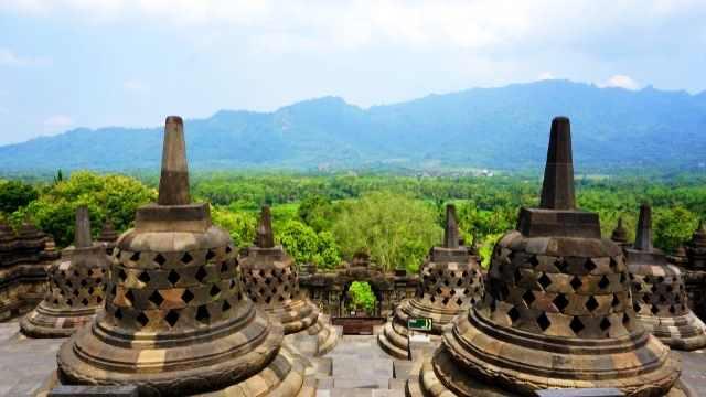 インドネシア,世界遺産