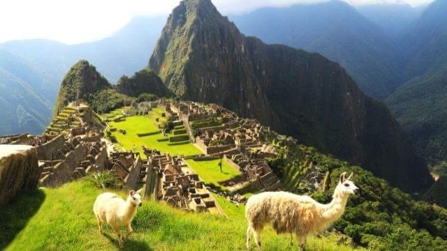 ペルー,世界遺産