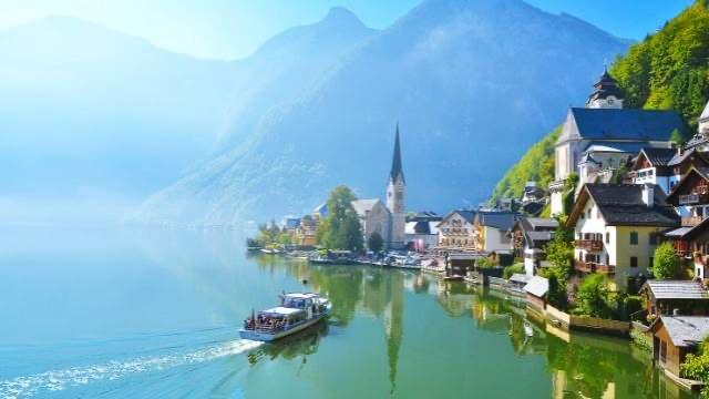 オーストリア,世界遺産
