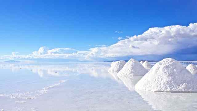 ボリビア,世界遺産