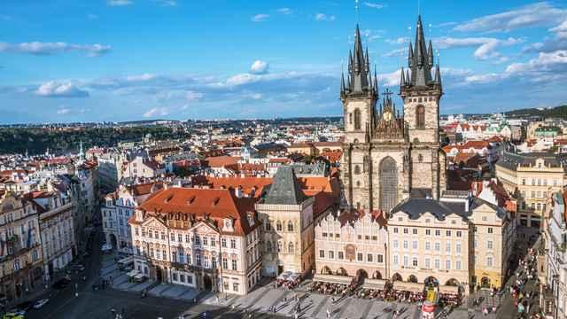 チェコ,世界遺産