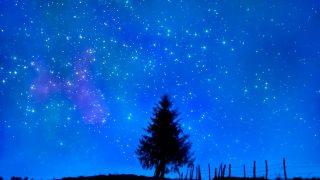 夢占い 星空