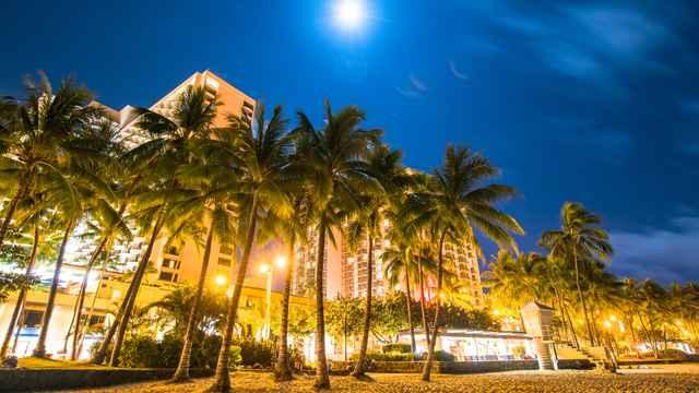 ハワイ,世界遺産