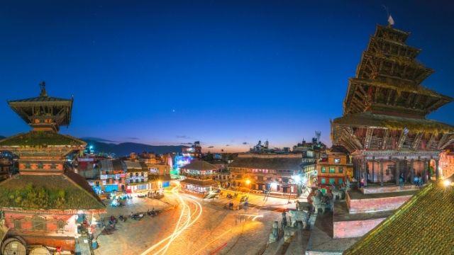 ネパール,世界遺産