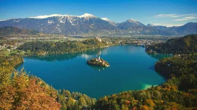 スロベニア,観光