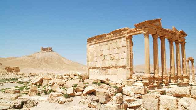 シリア,世界遺産