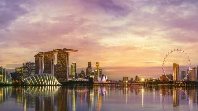 シンガポール,観光