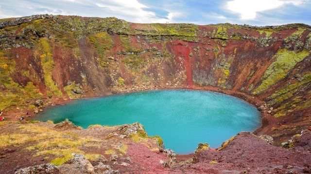 アイスランド,観光