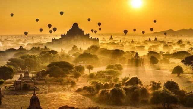 ミャンマー,観光