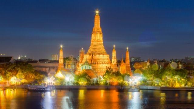 タイ,観光