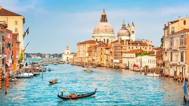 ベネチア,観光