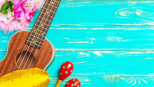 ハワイに伝わる5つのヒーリング音楽