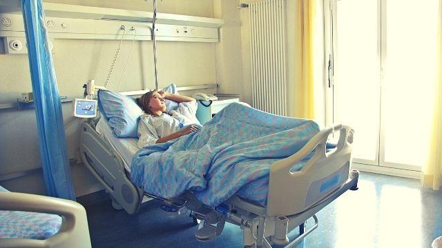 夢占い 入院