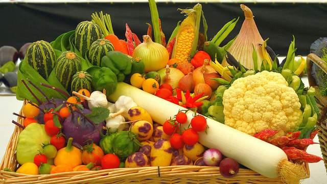 夢占い 野菜