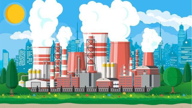 夢占い 工場