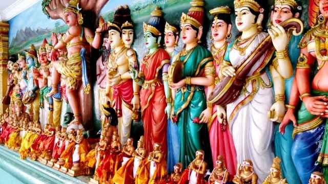インド,神様