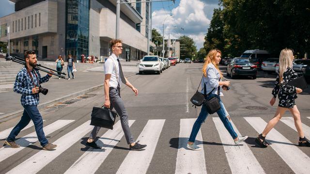 夢占い 横断歩道
