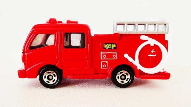 夢占い 消防車