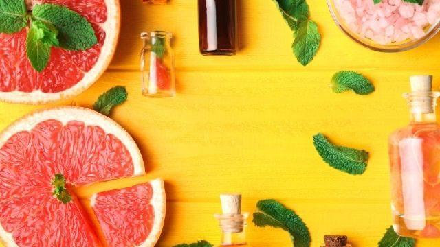 柑橘系,アロマ