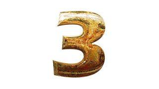 3の数字スピリチュアルパワー