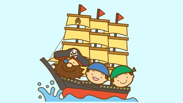 夢占い 海賊