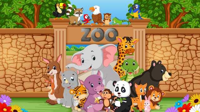 夢占い 動物園