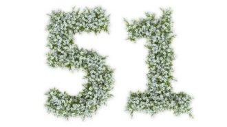エンジェルナンバー51