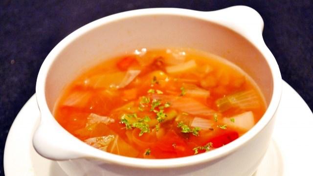 夢占い スープ