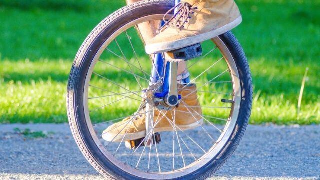 夢占い 一輪車