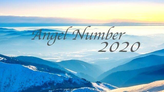 エンジェルナンバー 2020