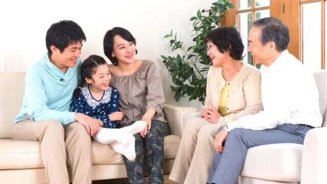 夢占い 義理の家族