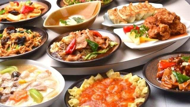 夢占い 中華料理