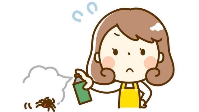 夢占い 殺虫剤