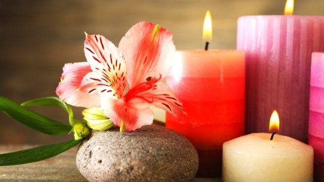 瞑想,お香