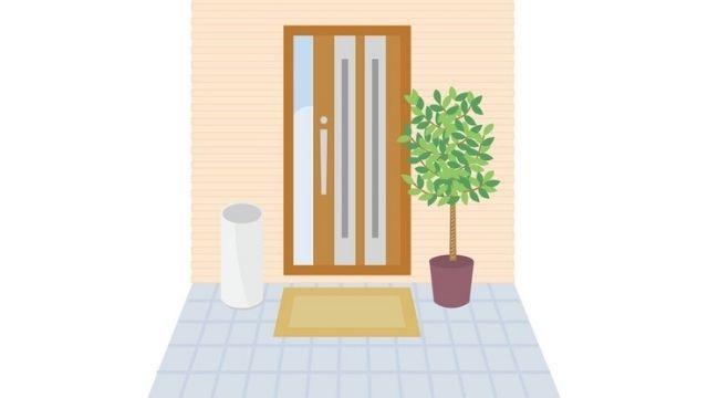 風水,鏡,玄関