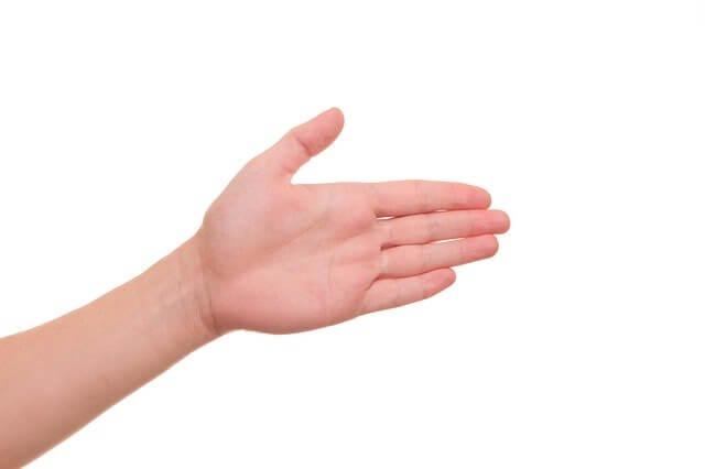 左手 怪我 スピリチュアル