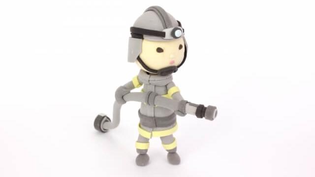 夢占い 消防士
