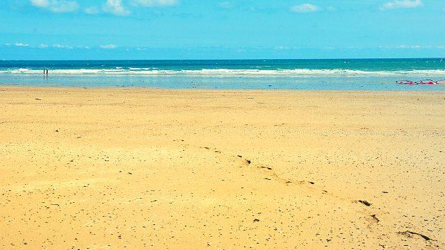 夢占い 砂浜