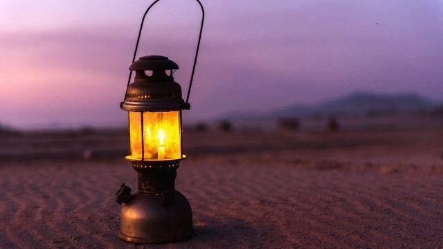 夢占い ランプ