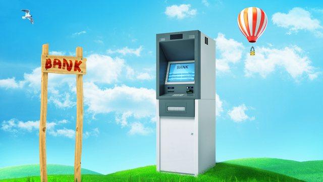 夢占い,ATM