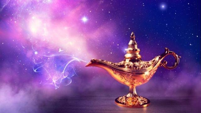 魔法のランプ,診断